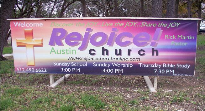 Signs Unlimited  Austin Texas - Vinyl banners austin
